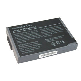 ACER TravelMata 520iT Battery